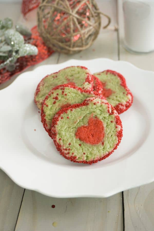 Adorable Grinch Cookies for Christmas