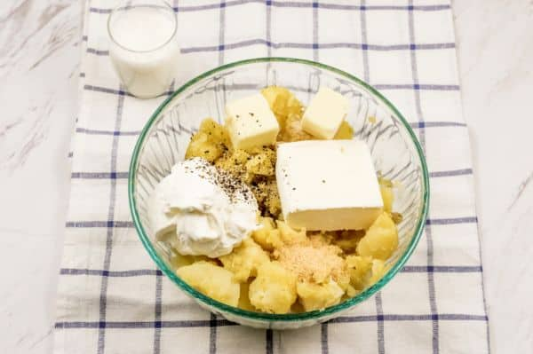 how to make make ahead mashed potatoes