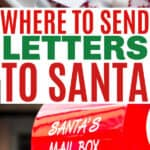 where to send letters to Santa