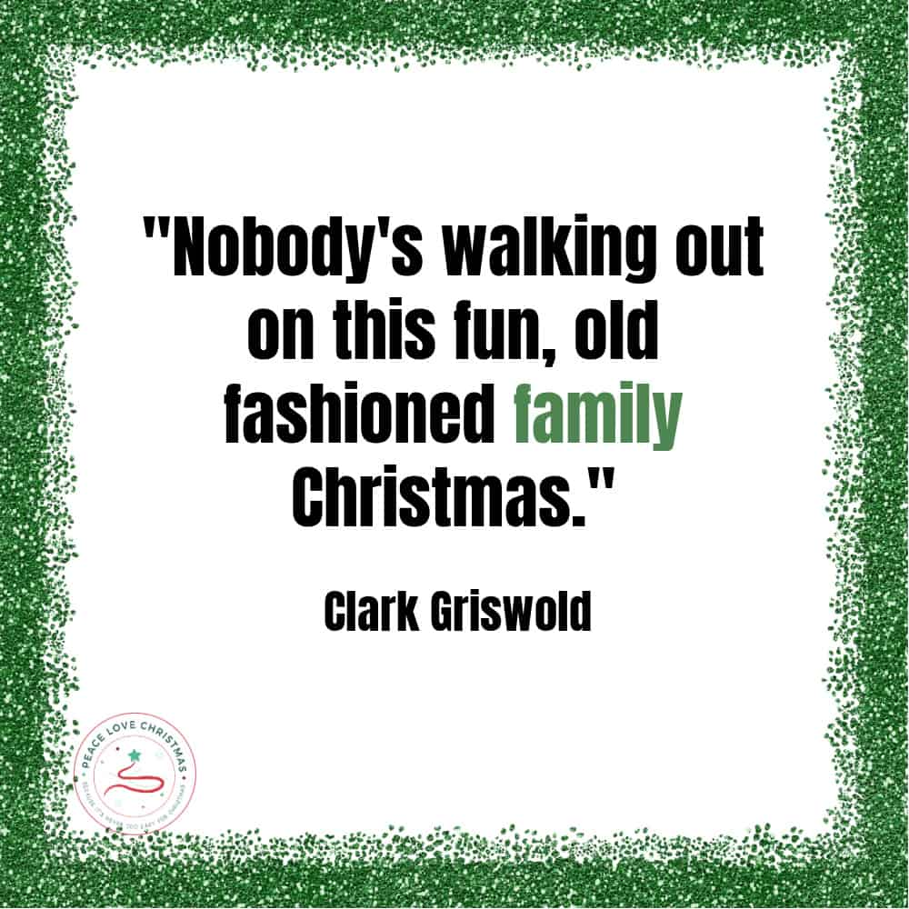 National Lampoon's Christmas Vacation quote