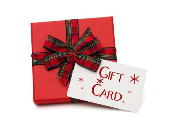 gift cards for a baby