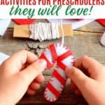 simple Christmas activities for preschoolers