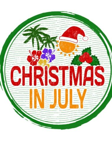 what is Christmas in July